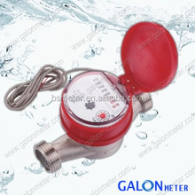 Hot Valve controlled remote water meter wifi