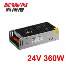 15A 24V Shenzhen Bulk Sale Power Supply for Led and Smart Camera