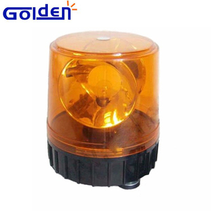Halogen roof forklift truck tractor construction rotating warning flash beacon