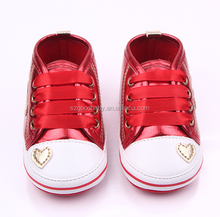 Baby Leather Shoes,Toddler Girl Soft Sole Anti-slip Casual Sport Shoe