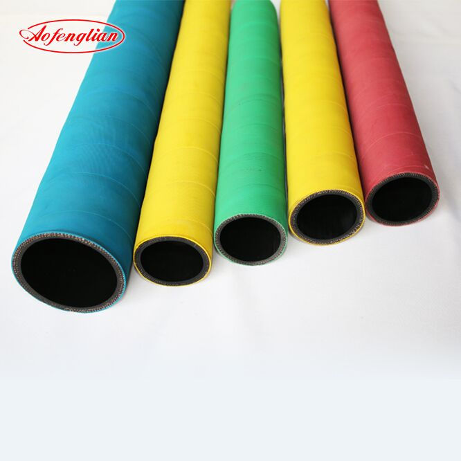 High Pressure customize size EPDM compressor air rubber hose