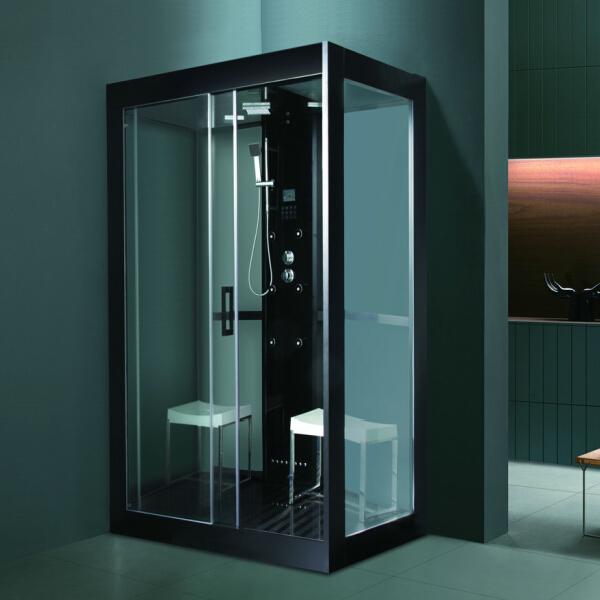 Steam Bath Home. shower sauna kit steam dry combo nature bamboo bowl ...