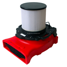Low profile air blower flood restoration Water damage Air Mover floor carpet dryer