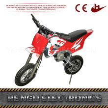 Special design widely used 50cc road legal dirt bike