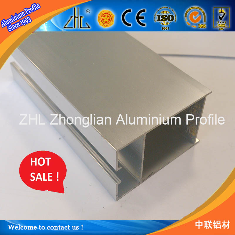 HOT! Good anodized aluminium expanded metal mesh, anodized silver aluminium profile, silver anodized aluminium profiles