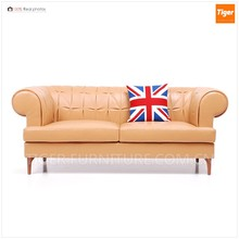 low price cheap fabric chesterfield sofa