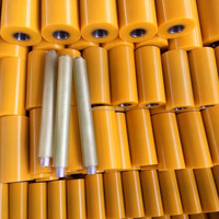 Custom Precision Polyurethane Urethane Covered Rollers