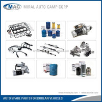 All Kinds of Auto Spare Parts for Korean Vehicles