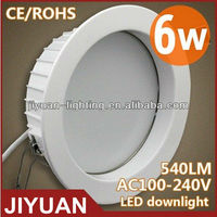 AC90-240V Taiwan Epistar chips 110v ceiling led puck light with high quality