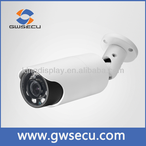 2014 High Quality New Product Full HD 2Megapixel IR Bullet IP Onvif POE Camera compatible with Hikvision and dahua nvr