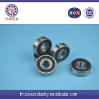 Motorcycle engine bearing 6204 zz OEM ball bearing