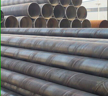 High Quality Carbon Steel API 5L Spiral welded steel pipe