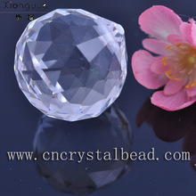 Fashion nice glass ball for decoration and pendent on various occasion/ glass large beads