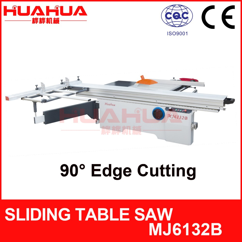 MJ6132B woodworking sliding table saw