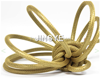 fujian electric cable in textile covered wire NEW design cotton cord