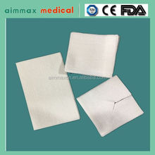 Free Samples Medical Sterile Absorbent Gauze Swab/certificate approved medical sterile disposable sponge gauze