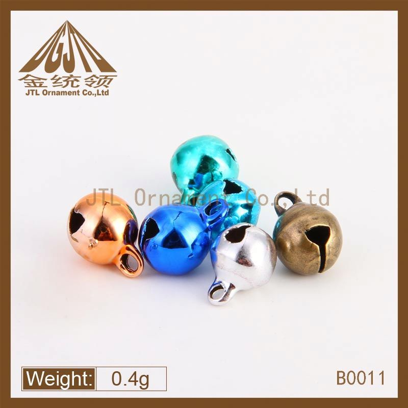 fashioh stainless steel jingle bell