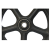 solid rubber wheels for baby walkers
