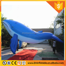 Giant Inflatable Blue Whales for Indoors Promotion