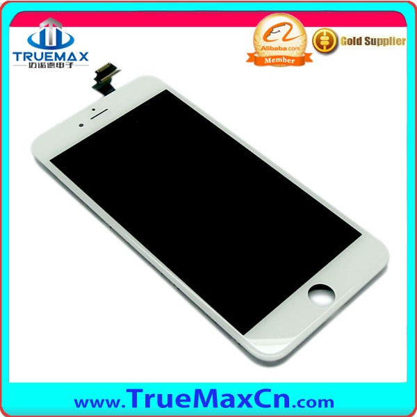 Factory Wholesale Cell Phone Repairs Parts Screen Replacement With Digitizer for iPhone 6 Plus LCD Assembly