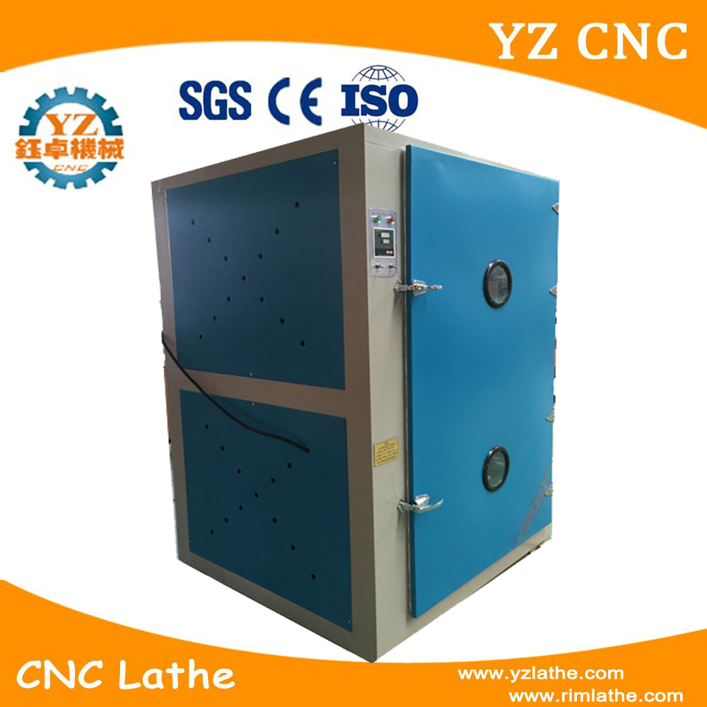 Electric Powder Coating Oven for Car Wheel and Rim