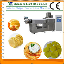 CE Automatic Square Rectangular Food Snack Chips Forming Machine