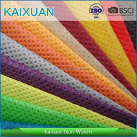 Soft Touch Nonwoven Fabric Textile