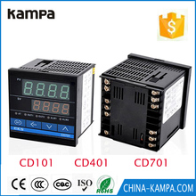 new panel digital thermostat mini pid temperature controller samll size thermostat K thermocouple input , CD101 thermostat
