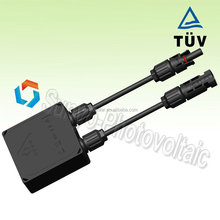 EXW Price Waterproof IP67 PV Solar Junction Box For Solar Panel Male and Female MC4 Connector