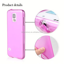 2014 New Arrival Fashion pc dull polish for samsung s5 rubberized skin cover case for s5 i9600