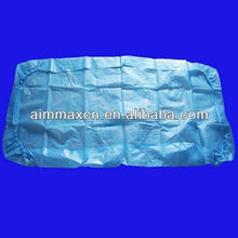 custom printed disposable nonwoven bed sheet