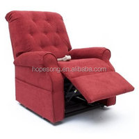 Display on Wholesale Hot Sale Electric Vibrator Full Body Recliner Massage Sofa