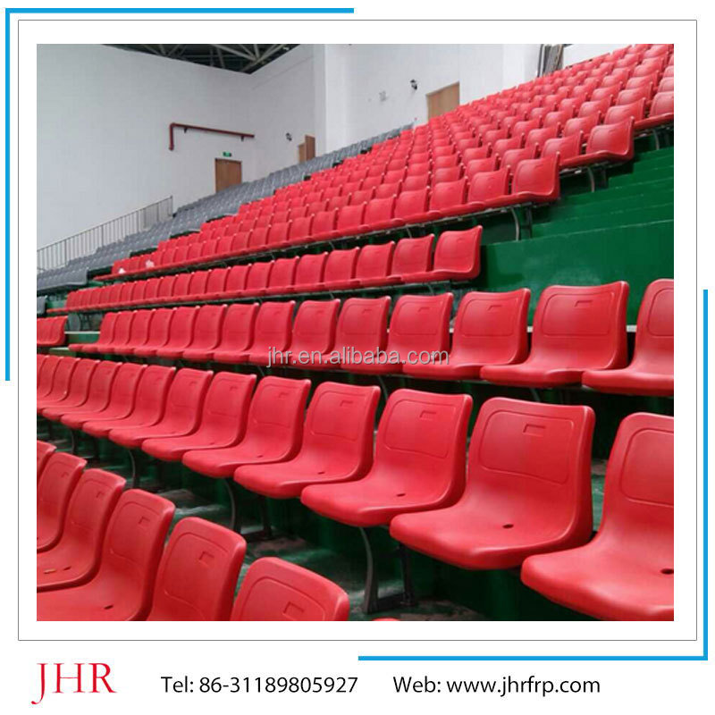 Hot sale FRP stadium seat/plastic seat/sports seat