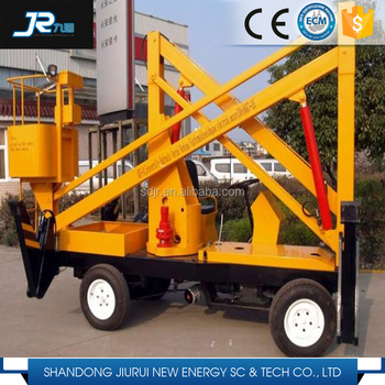 12m hydraulic robotic arm lift for sale