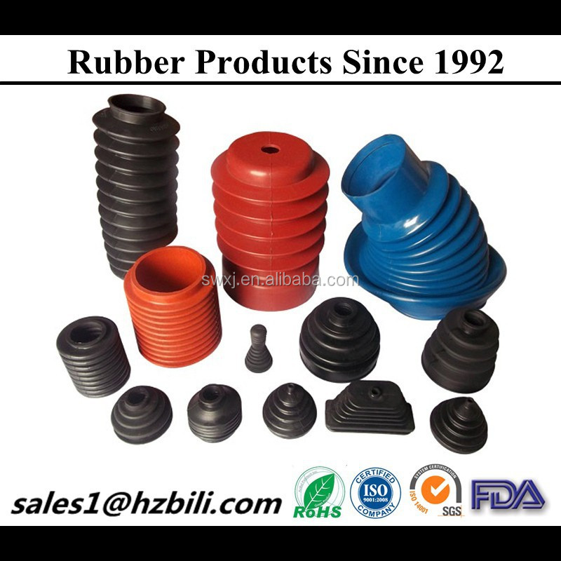 Rubber bellow / dust boots/ dust cover for auto