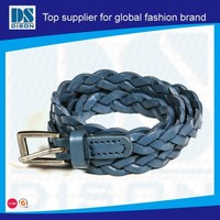 Dison professional crocodile leather belt with high quality