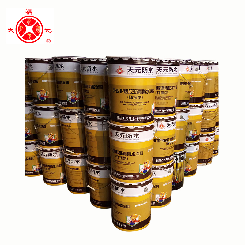 High Flexible Cement polyurethane waterproofing roof coating