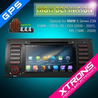 "Newest 7"" Android 4.4.4 Multi-touch Screen GPS&OBD2 WIFI Car DVD Player specially for B MW"