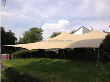 waterproof stretch tent fabric
