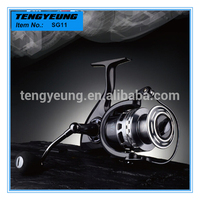 Two speed gear ratio spinning fishing reel most popular spinning fishing reels