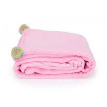 High Quality Factory Price super soft coral fleece blanket and throws