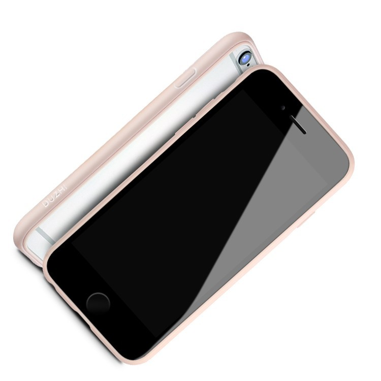 Hot selling Newest design paintable plastic clear case for iPhone 6