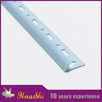 Strictly quality control PVC ceramic tile edge trim