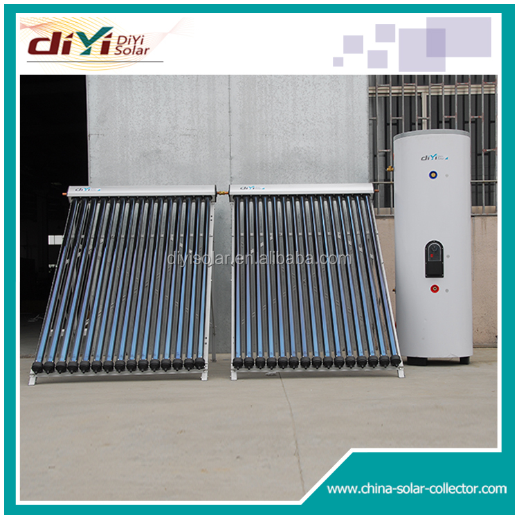 Intelligent control greenhouse water heating solar system