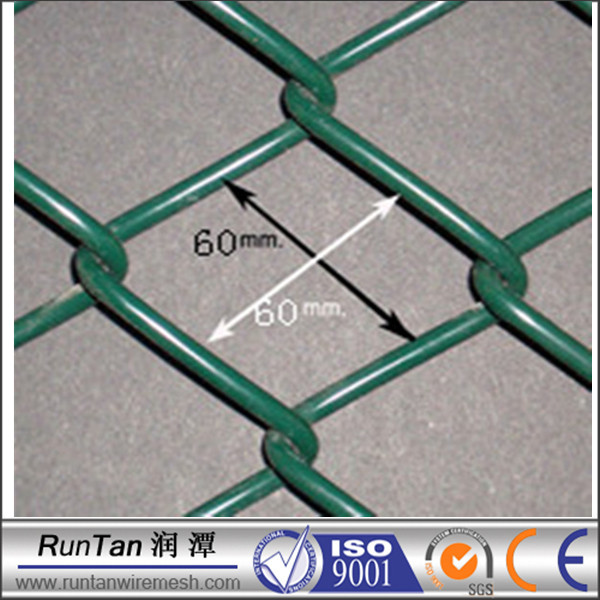 cheap plastic 6 gauge chain link fence ( ODM&OEM )