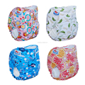 2017 Newest Patterns Prints Reusable Diapers Baby Cloth Diaper Baby Nappy