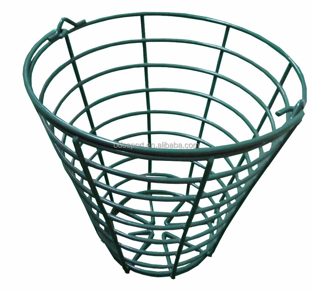 metal golf ball wire basket