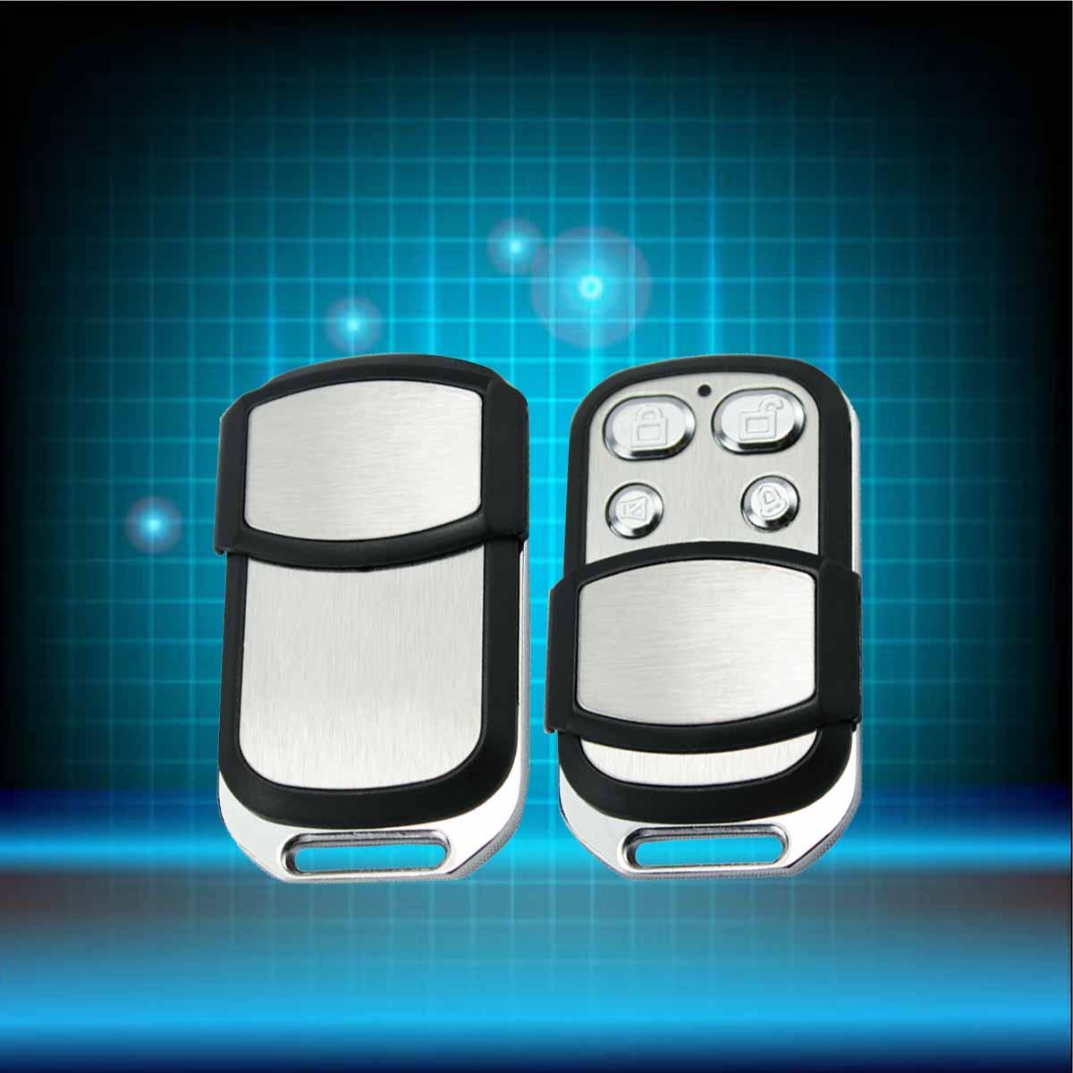 433mhz cuatro botones del mando a distancia para puertas - Mando a distancia garaje ...