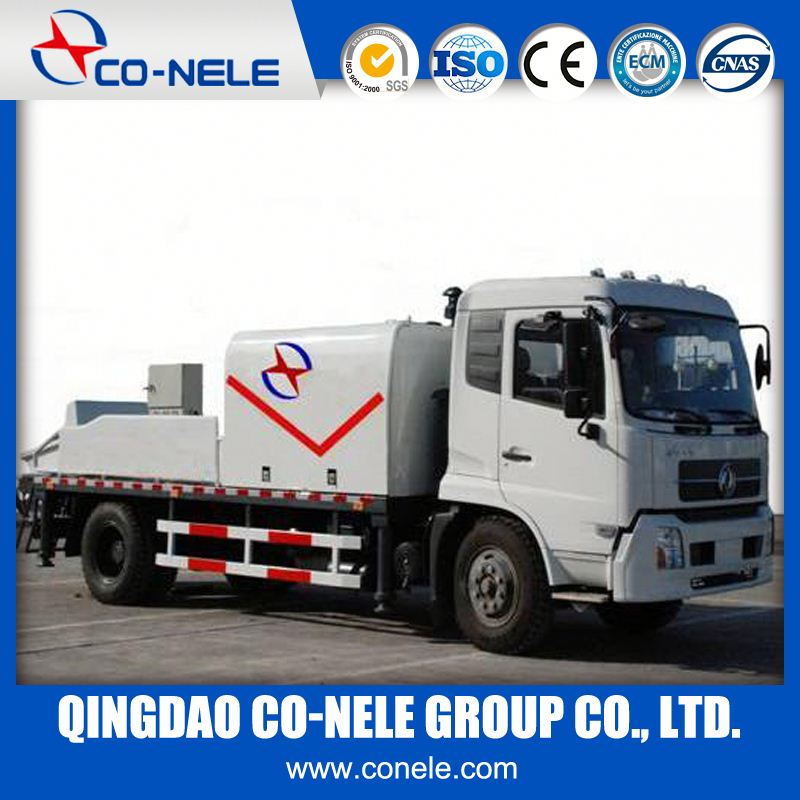 hot sell high quality perfect cheap price boom truck mounted concrete pump