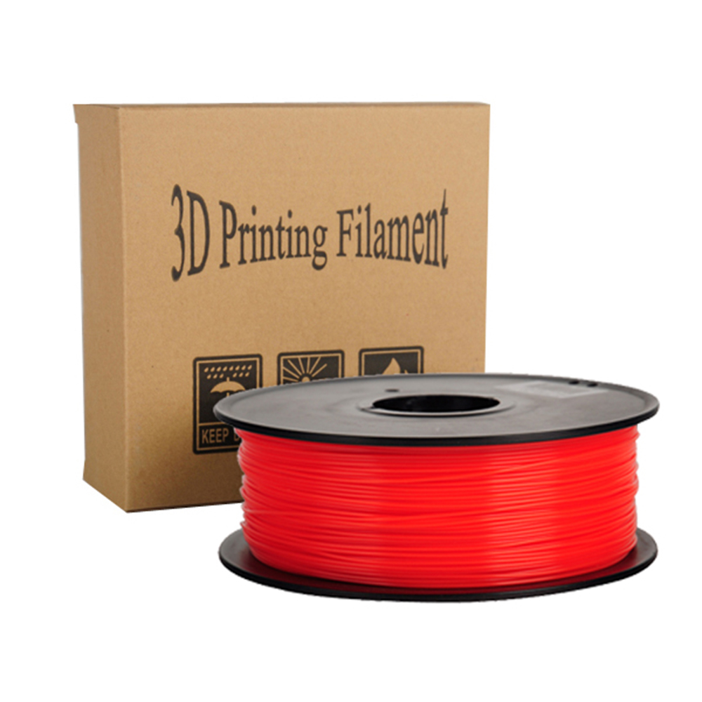 3D Printer Filament ABS 1.75mm 1KG Plastic Rubber Consumables Material